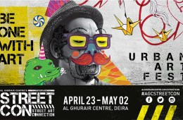Street Con-The urban art fest is back in Dubai