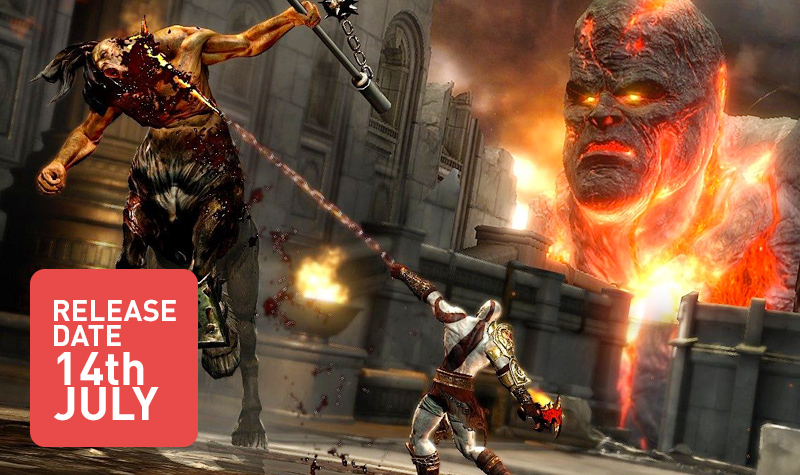Top 5 most eagerly awaited PS4 games of 2015  God of War III