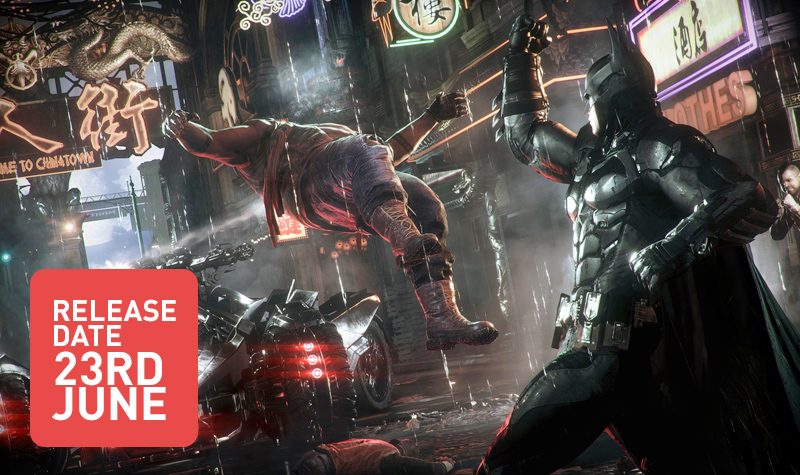 Top 5 most eagerly awaited PS4 games of 2015  batman arkham knight