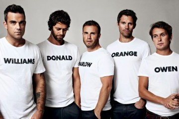 Take That In Dubai, Lock Up Your Daughters (Wives)