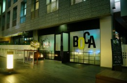 BOCA DIFC Launches Brand New Menu