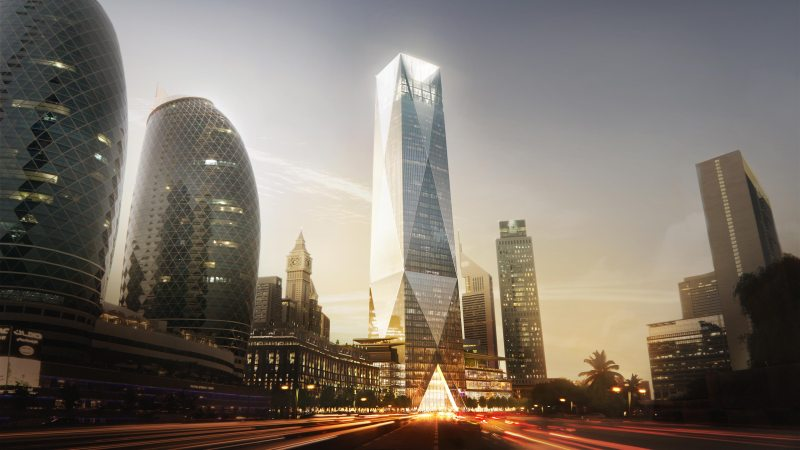 10 stunning examples of Dubai Architecture - ICD Brookfield Place DIFC