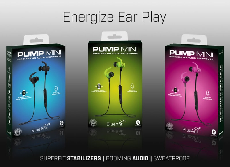 BlueAnt Pump Mini Wireless In-Ear Headphones_featured