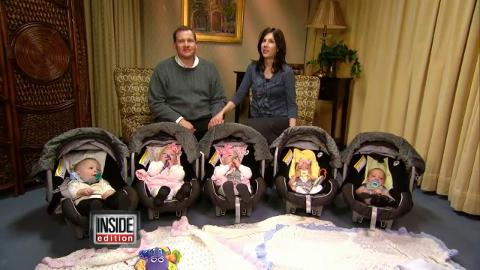 Couples Baby Boom Becomes Pleasant Surprise  Inside Edition