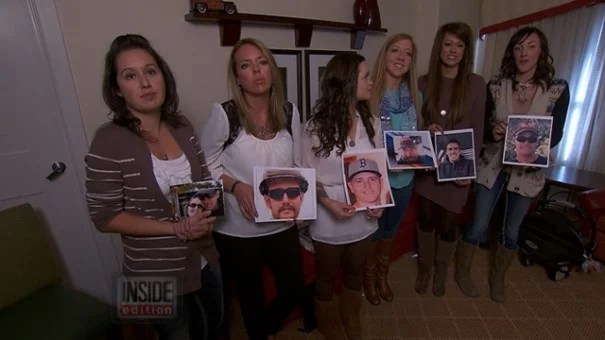 Hotshot Widows Reunite To Console Each Others Grief Inside Edition