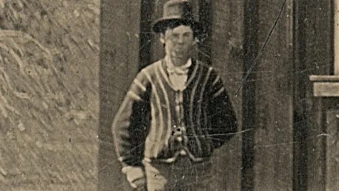 Billy The Kid Photo Bought From Junk Shop For 2 Could Be Worth 5 Million Inside Edition