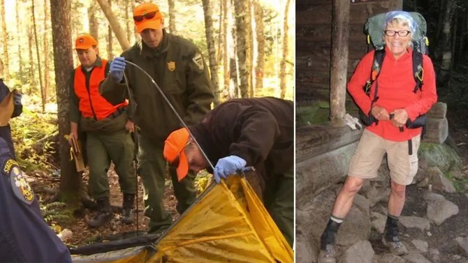 The Harrowing Moment Officials Discovered Remains Of Missing Hiker Off Appalachian Trail