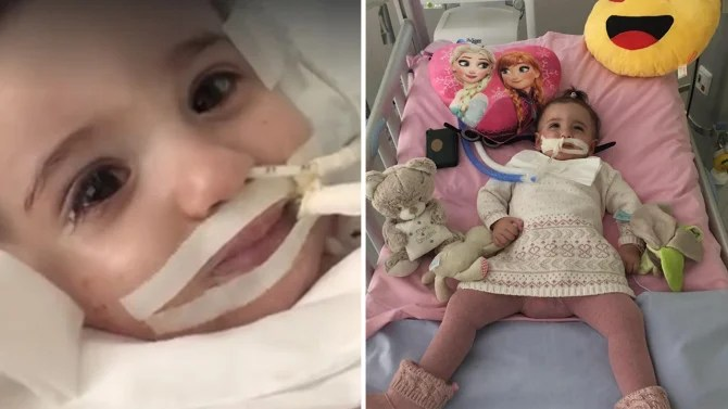 Girl 1 Awakens From Coma On Her Own Just Days After Doctors Wanted To Pull The Plug Inside
