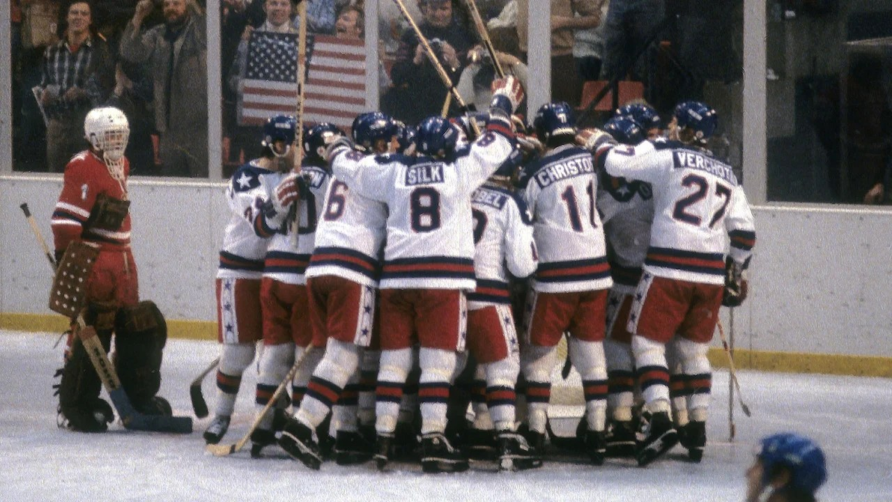 Lake Placid Olympic Hockey 1980