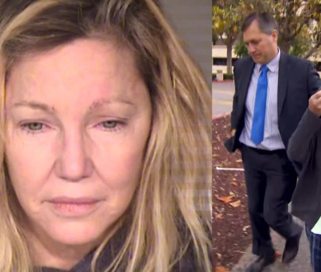 Heather Locklear Accused Of Striking Cop And Emt At Her Home Inside Edition