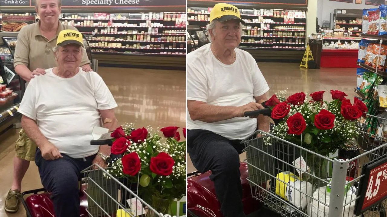 Stranger Celebrates Widower S Wife S Birthday After