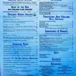 Menu For Anglins Beach Cafe 2 Commercial Blvd Br Lauderdale By The Sea Fl 33308