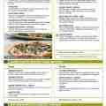 Menu for california pizza kitchen town center at boca raton 6000