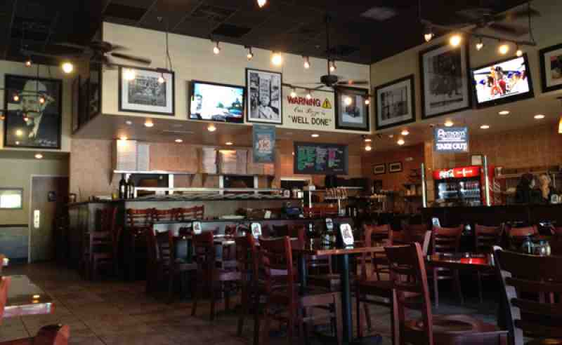 Review of Anthonys Coal Fired Pizza 33433 Restaurant 21065 Po
