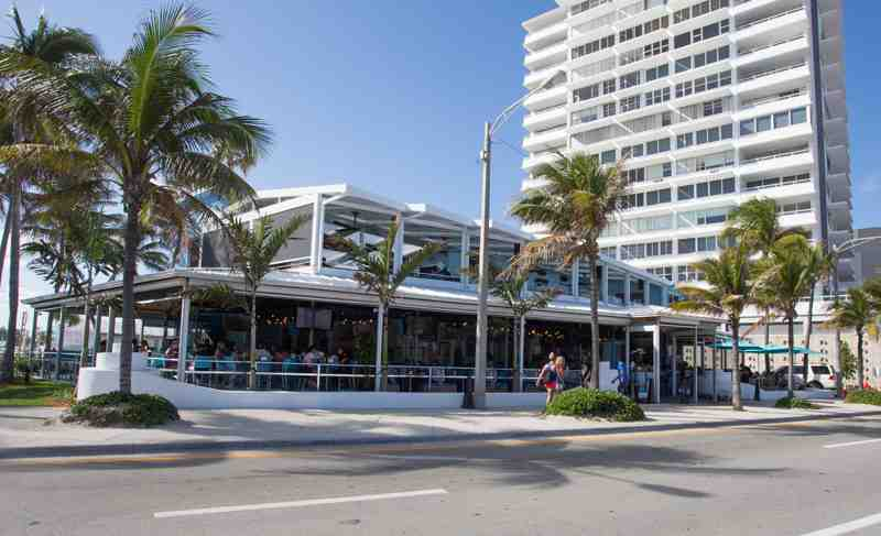 Review of Bos Beach 33316 Restaurant 600 Seabreeze Blvd