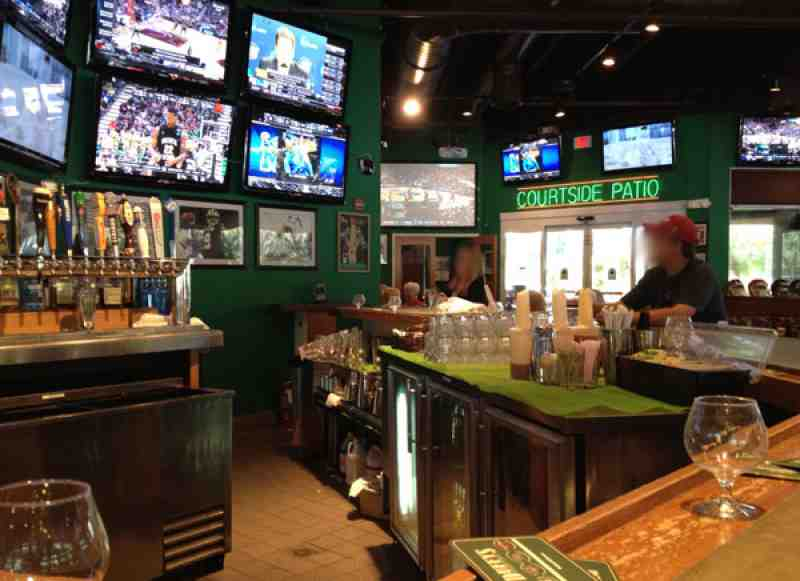 Review of Duffys Sports Grill 33073 Restaurant 4800 W Hillsb