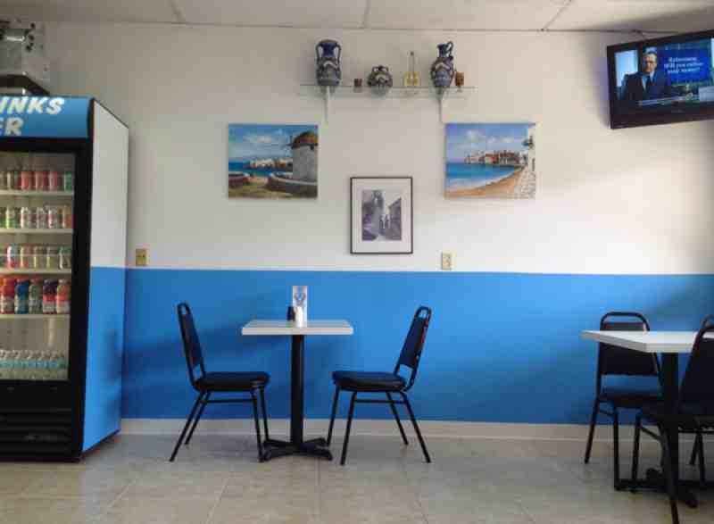 Greek Restaurant University Place