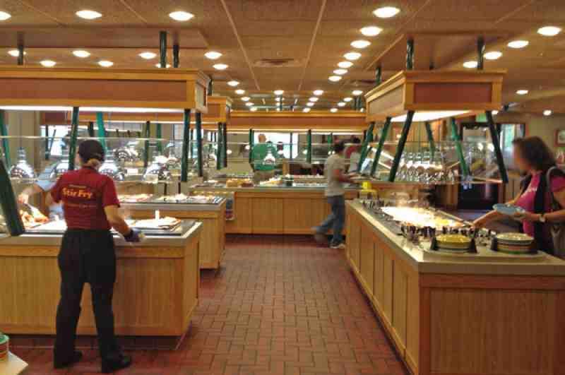 Review of HomeTown Buffet 33324 Restaurant 2310 S University D