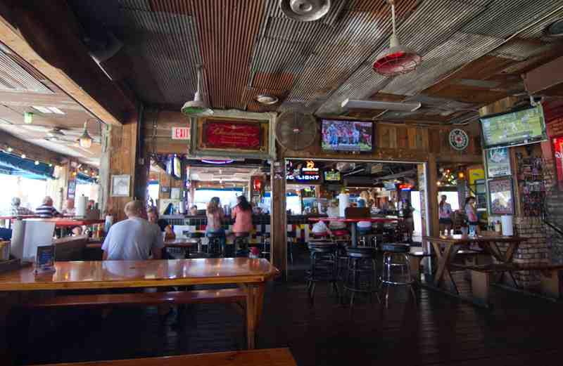 Review Of Lulu S Bait Shack 33316 Restaurant 17 S Ft Lauderdal