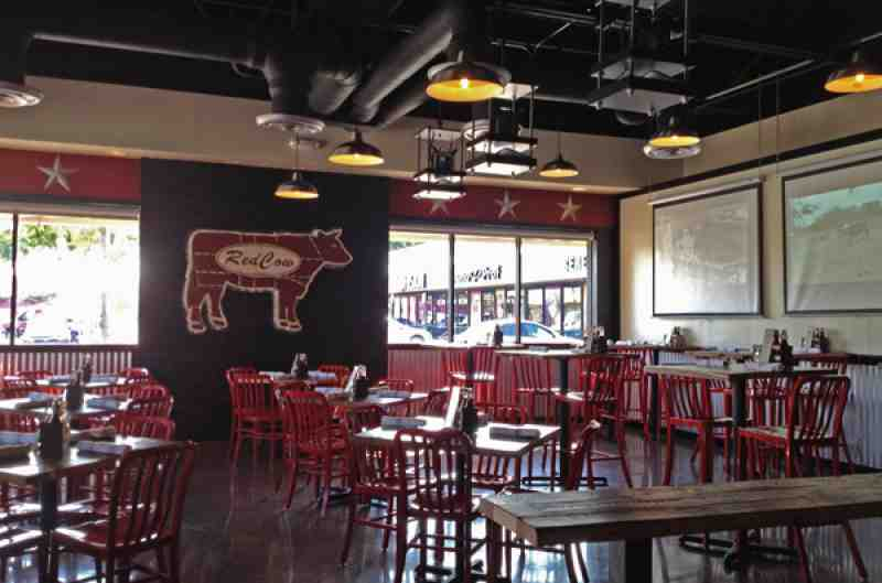 Review Of Red Cow 33304 Restaurant 1025 North Federal Highway