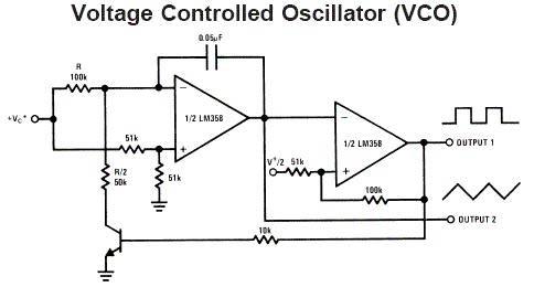 ATtiny25 Basic VCO, RC oscillator overclocking and testing