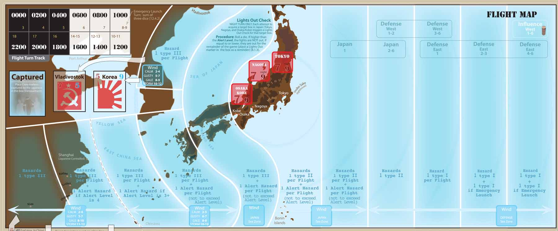 Playing the Story in GMT's Enemy Coast Ahead: The Doolittle ... on battle of wake island, battle of attu map, battle of iwo jima, bombing of tokyo in world war ii, solomon islands campaign, battle of peleliu, battle of manila map, midway map, battle of angaur map, battle of okinawa, battle of coral sea map, iwo jima map, allied invasion of sicily map, battle of stalingrad map, battle of midway, guadalcanal map, first battle of el alamein map, doolittle b-25 wreckage, doolittle mission, battle of the java sea map, battle of saipan, attack on pearl harbor, battle of tarawa, naval battle of guadalcanal, ted w. lawson, battle of leyte gulf, d-day map, pacific war, battle of the coral sea, battle for henderson field map, guadalcanal campaign, allied invasion of italy map, thirty seconds over tokyo, tokyo map, battle of the philippine sea, battle of leyte gulf map, siege of sevastopol map, doolittle raiders, atomic bombings of hiroshima and nagasaki,