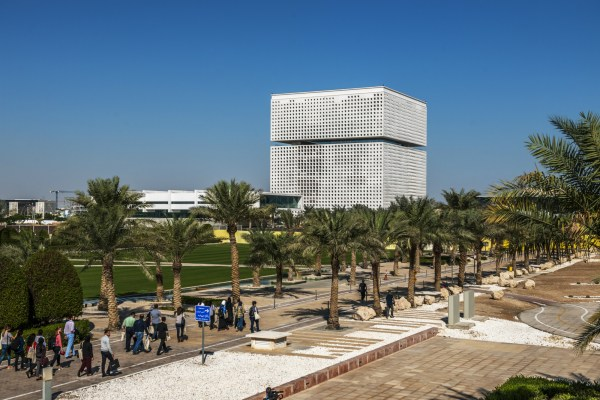 Qatar Foundation Leader Discusses Education City And