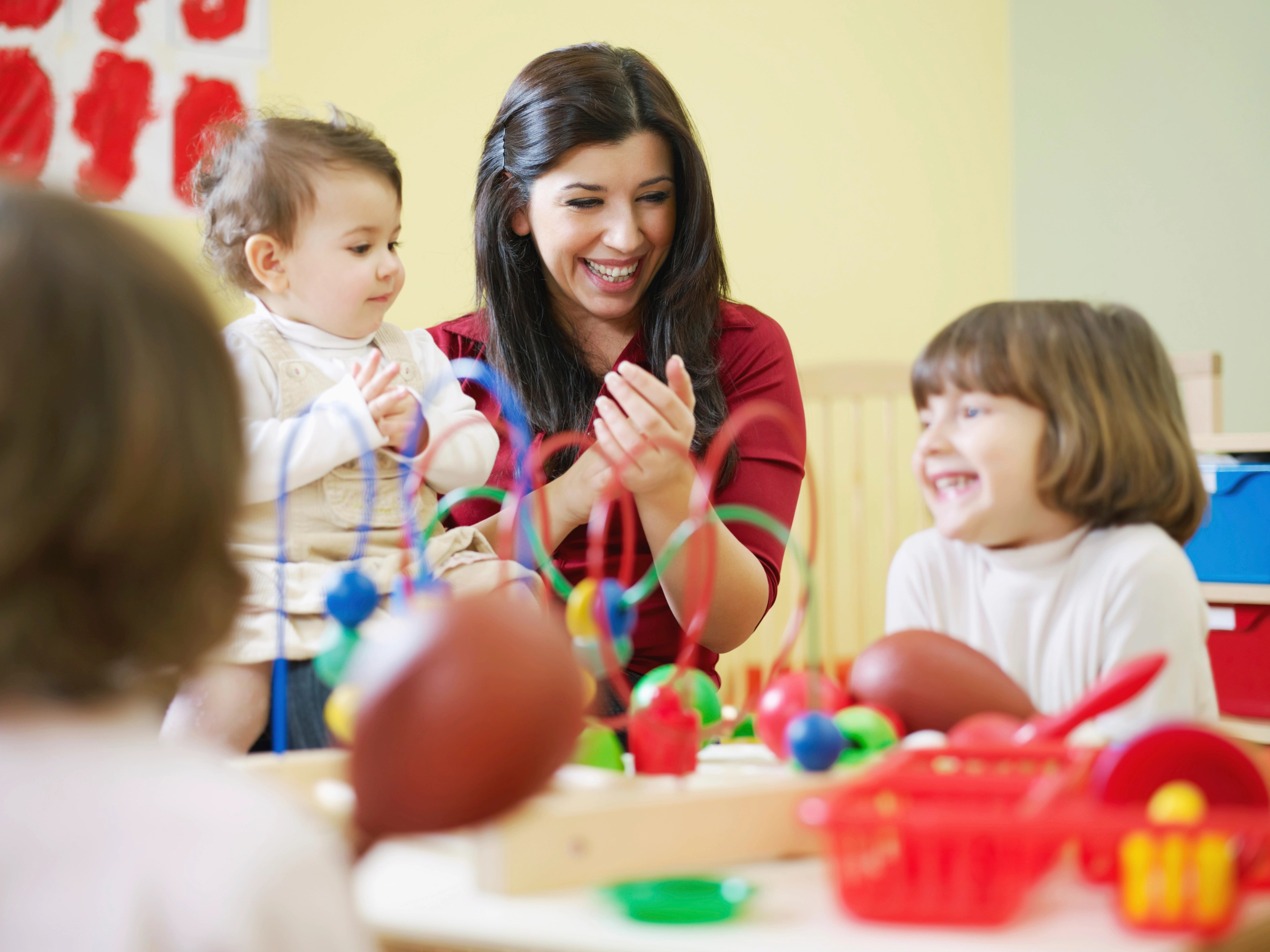 Degree requirements for childcare workers may improve