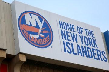NY Islanders home arena Nassau Veteran's Memorial Coliseum.(Brandon Titus/Inside Hockey)