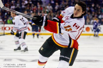 Johnny Gaudreau of the Calgary Flames.