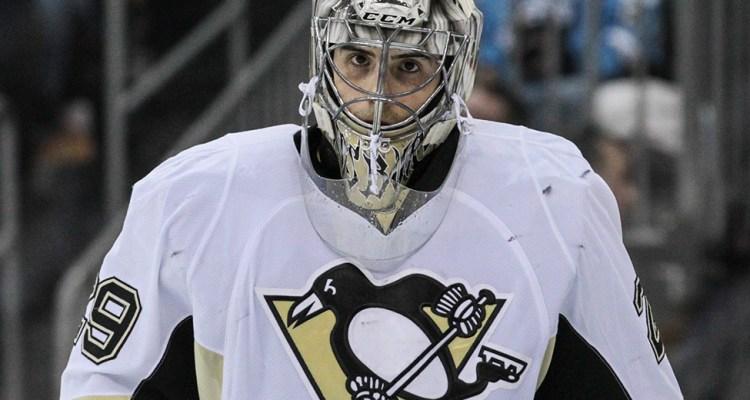 NHL 2013: Penguins vs Devils