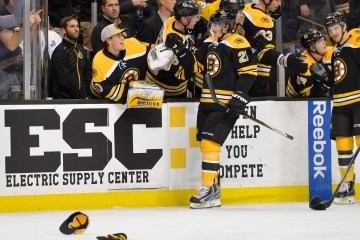 during a NHL game on November 19th, 2015. (Brian Fluharty/ Inside Hockey)