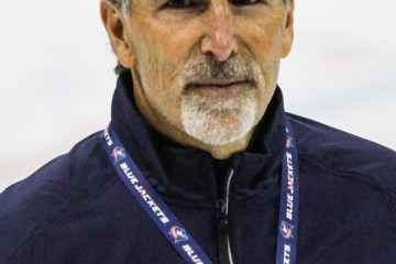 Team USA Head Coach John Tortorella.