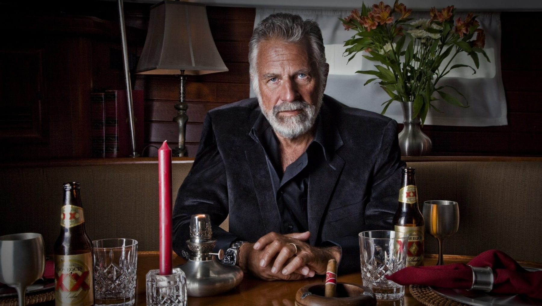 why dos equis replaced