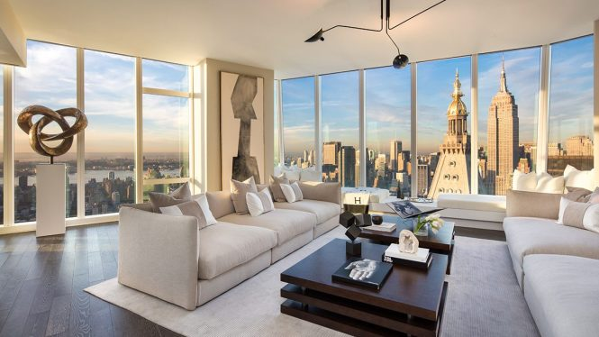 Madison Square Park Tower Luxury Apartment For