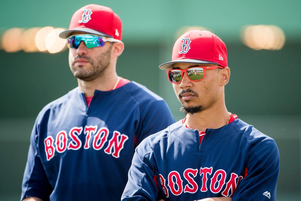 red sox to open