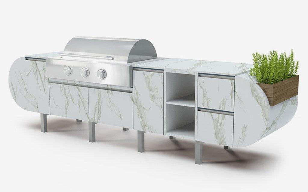 Modular Outdoor Kitchens Dandk Organizer