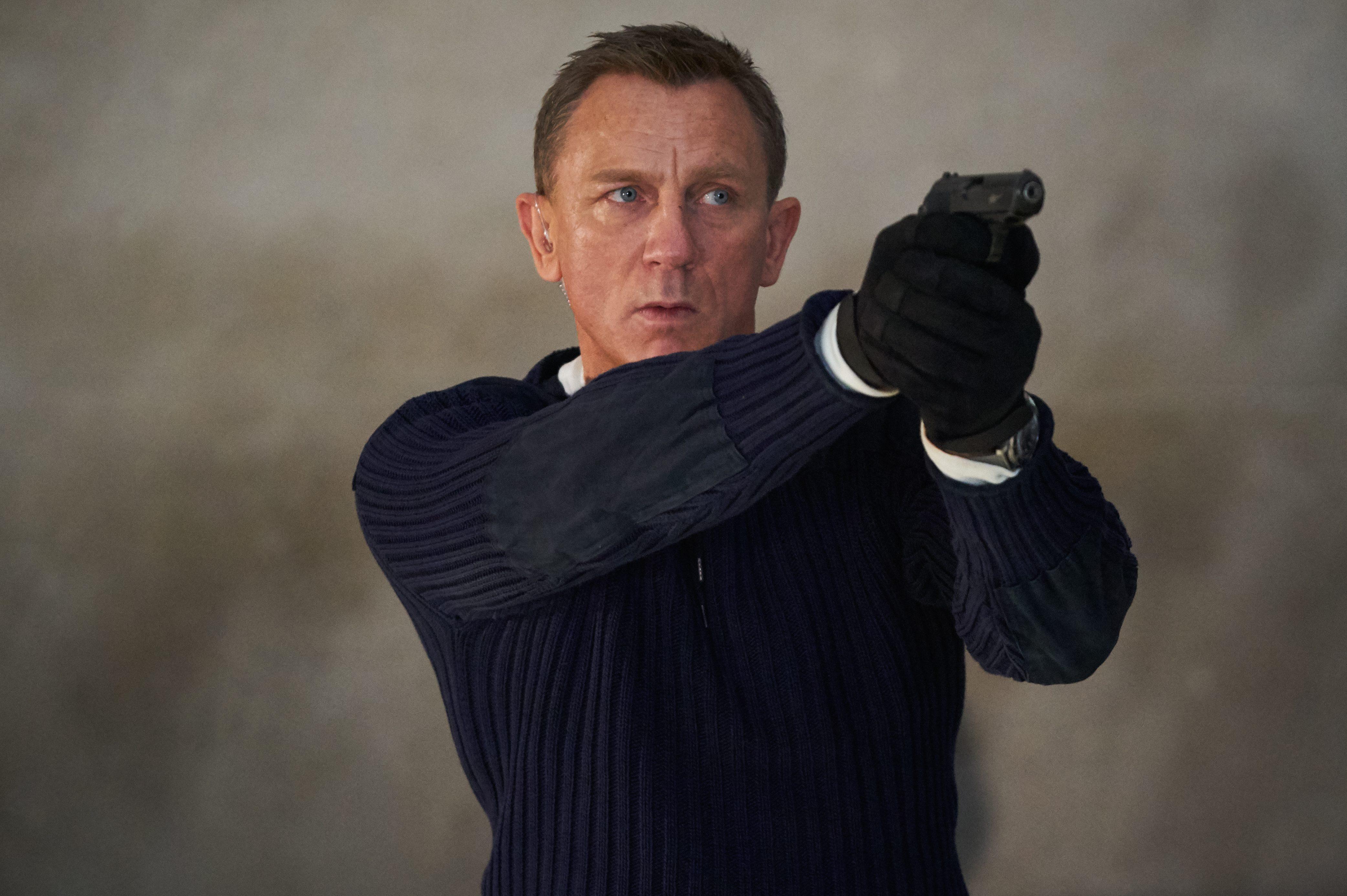 No Time To Die Trailer Shows Daniel Craig S Last Mission