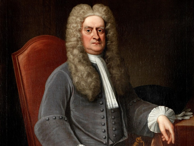 How Isaac Newton Made Social Distancing Work for Him - InsideHook