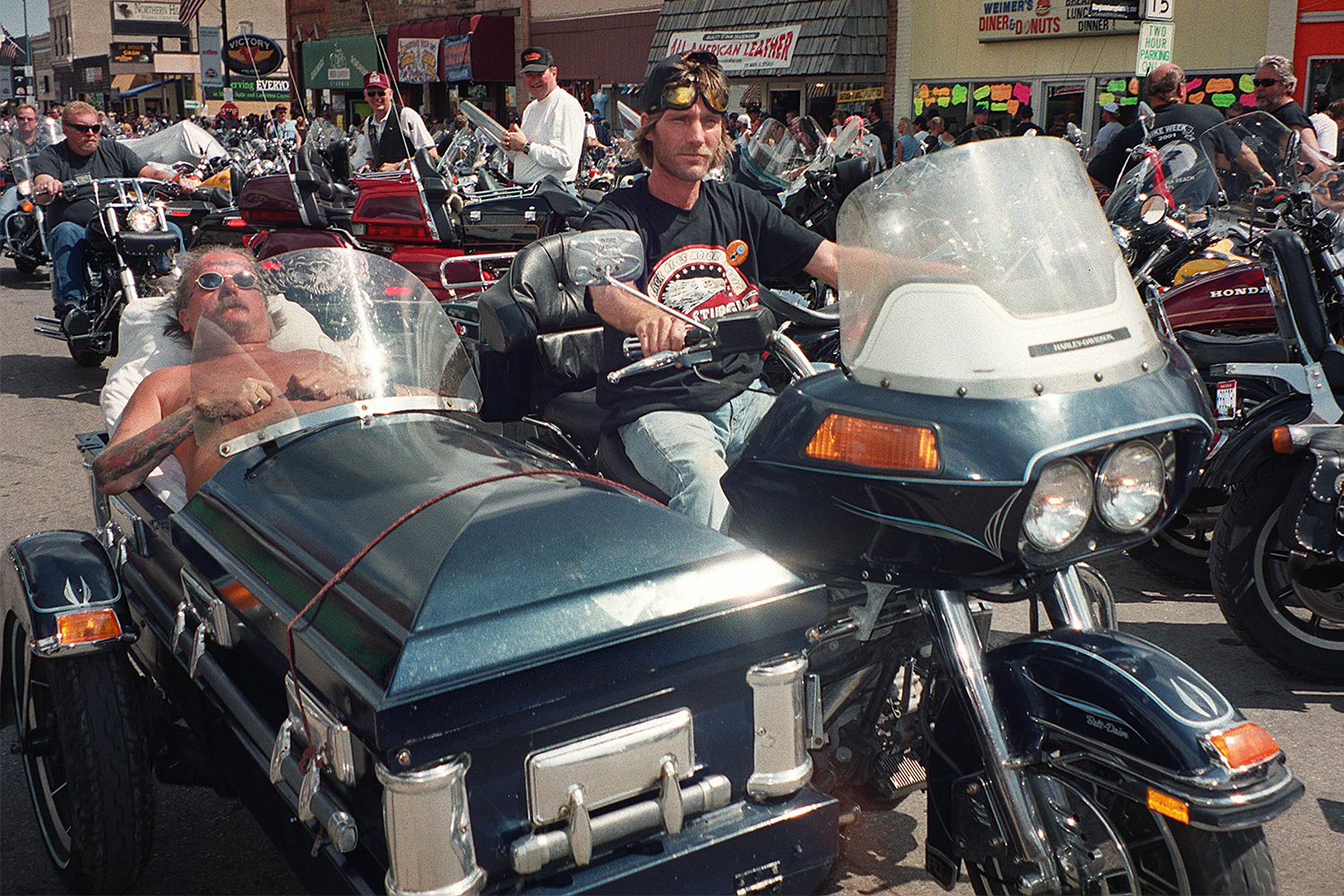 Sturgis America S Biggest Motorcycle Rally Is Still On