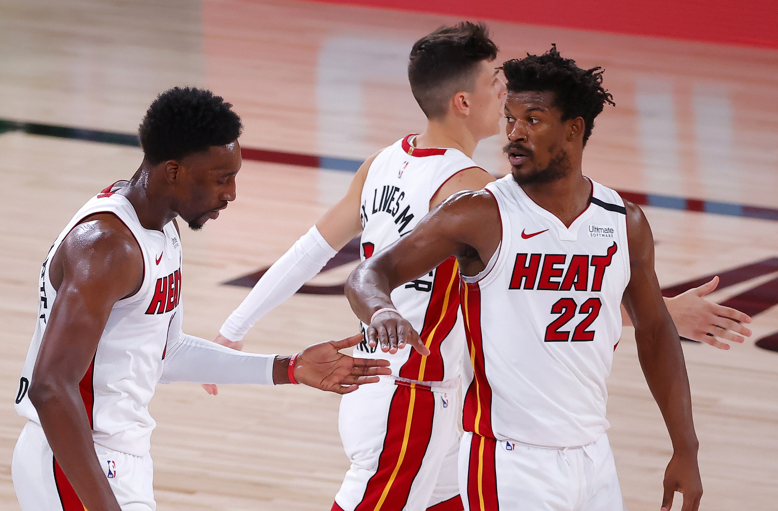 Heat Come Back From Double Digits Again To Top Celtics