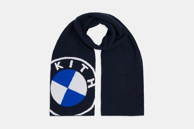Écharpe Kith BMW