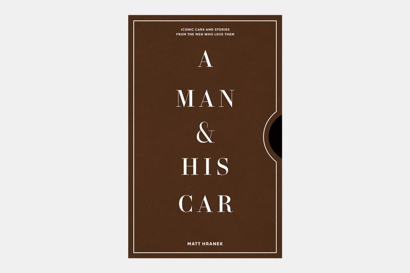 Un homme et sa voiture livre Matt Hranek