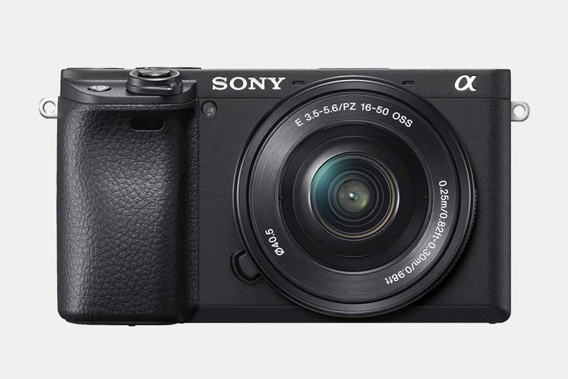 Appareil photo numérique Sony α6400