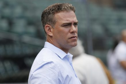 The Mets could turn to Theo Epstein to help them turn things around next season