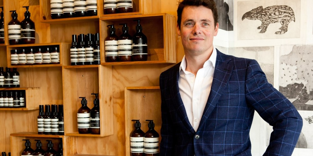 HR plays an important role in Aesop at both the operational and strategic levels, according to its CEO, Michael O'Keeffe
