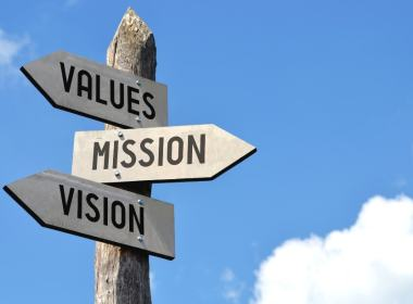 The New Year is an ideal time to reconnect teams with mission, vision and values