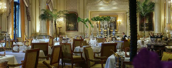 Four Seasons George V Paris Informations Amp Rservation