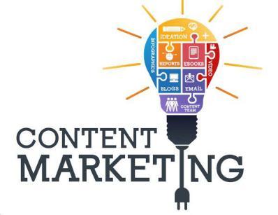Risultati immagini per content marketing