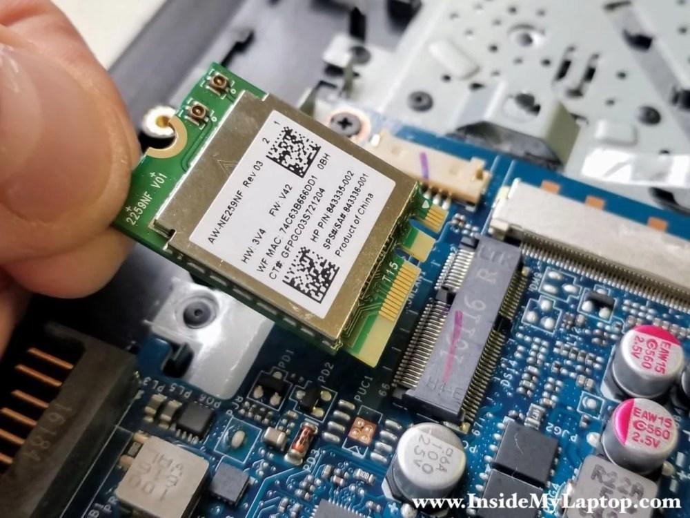 medium resolution of full disassembly of hp 15 notebook pc u2013 inside my laptop hp laptop 15 1039wm wiring diagram
